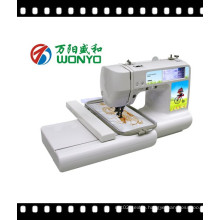Household Sewing & Embroidery Machine with 2 Embroidery Hoops Wy1300