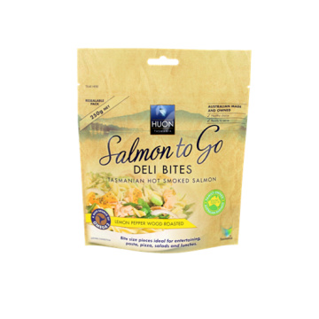 Kraft Paper Salmon Packaging Bag