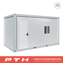 Flat Pack Container House as Prefabricated Modular Home