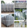 Chinese empilhável Tiffany casamento mobiliário para hotel e sala de banquetes (YC-A21)