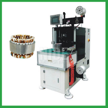 NIDE stator coil lacing machine with CNC