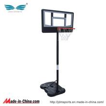 Suporte de aro de basquete ajustável para venda