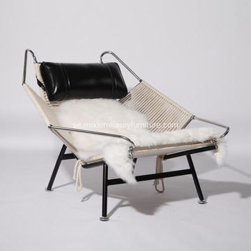 Klassisk flagg Halyard Occasional Lounge Chair