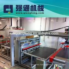 High automatic wood laminate hot press machine for MDF/HDF furniture board