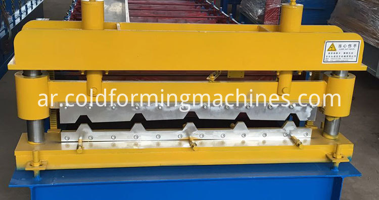 Roof And Wall Panel Roll Forming Machine 11