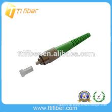 Hochwertiger Singlemode FC APC Glasfaserverbinder
