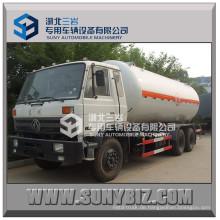 20000-24000L 6X4 Dongfeng Cummins 210HP LPG LKW Mobile LPG Tank