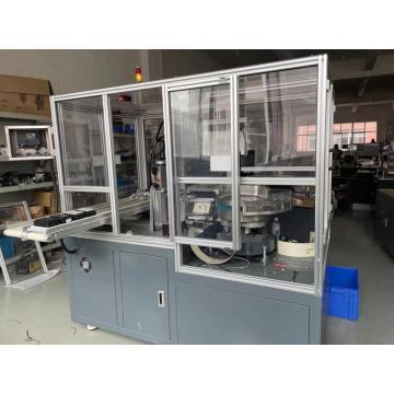 Encartonneuse automatique pour tubes à centrifuger