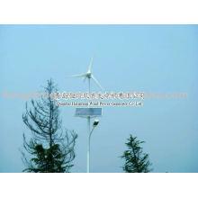 Qingdao fornecedor vento mini turbina/vento gerador 200W
