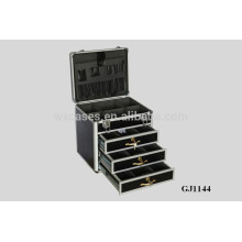 strong&portable aluminum tool cabinet with 3 drawers