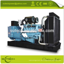 400 Kw Doosan Generator, angetrieben von P180LE