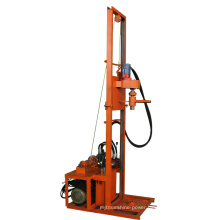 High Efficiency Portable 80m Electric Hydraulic Water Well Drill Rig Machine