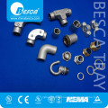 Besca Supplier Tube Electrical Steel EMT Conduit
