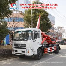 Dongfeng kingrun 10m3 hydraulische lifter Müllwagen zum Verkauf