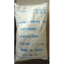 Sodium Formate for Anti-Frosting and Snowmelt Agent