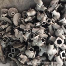 Клапан для литья под давлением из нержавеющей стали и корпус клапана