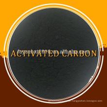 Carbono ativado em pó para eliminação de geossminas na água potável