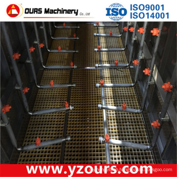 Metal Surface Pretreatment Device (DIP tank type)