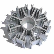 Perfil de disipador de calor de aluminio de alta calidad