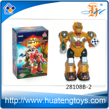 New arrive boys humanoid robot action finger toys for children