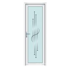 WANJIA 2014 new style aluminum bathroom door