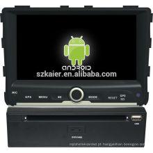 Glonass! Android 4.2 tela de toque do carro dvd GPS para Ssangyong Rexton + dual core + OEM + fábrica diretamente!