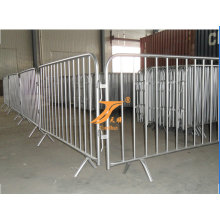 Sports Exhibition Dedicated to Crowd Control Barriers