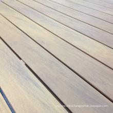 Co-Extruded Wood Plastic Composite Deck