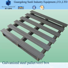 CE-Approved Mnaual Galvanized Steel Hand Pallet