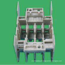 Peça de relé elétrico de plástico de precisão