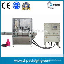 DTNX-60Y Type Nail Polish Filling Plugging And Capping Machine