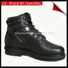 ESR WORK BOOTS WITH LEATHER UPPER AND RUBBER OUTSOLE