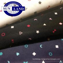 Shiny PK interlock miqi bright plain knitted polyester printed fabric