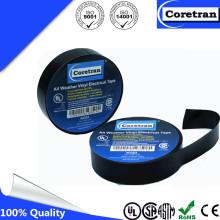 Ruban électrique isolant en PVC avec certificat UL