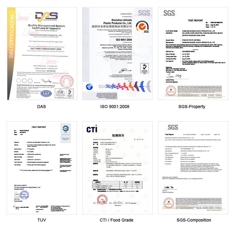polypropylene pp sheet
