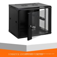 4u-27u montado en la pared gabinete de red / rack de servidor Hot Sales