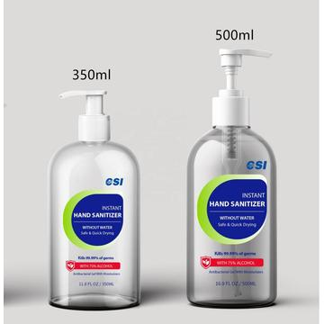 gel antibacterial desinfectante de manos alcohol 500ml