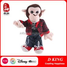 Dancing Personalized Stuffed Electronic Plush Monkey Animals