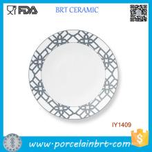 Decent Elegant and Graceful Porcelain Plate