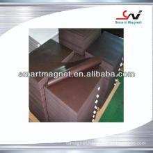 2013 new product flat flexible magnets