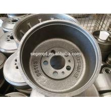 custom cast iron forklift wheels
