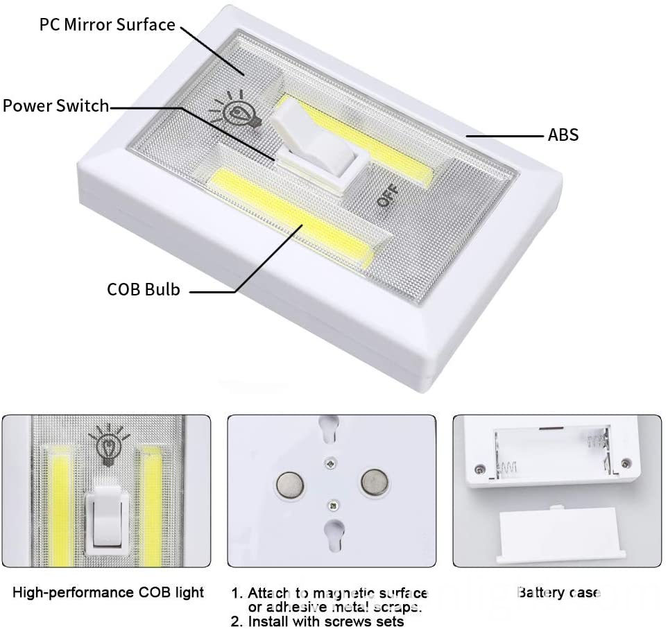 Led Switch Light