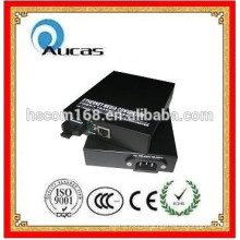 China supplier Fast Ethernet fiber optical 100base-fx standard 10/100m media converter