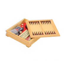 Wooden Chessboard Toy Chess Game (CB2219)