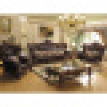 Sofá de tecido clássico para mobiliário de sala de estar (531A)