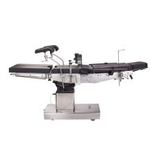 Medical electric operating table