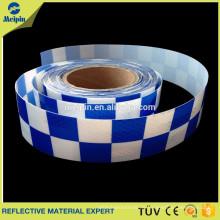 Hochglanz-PVC-Reflexfolie