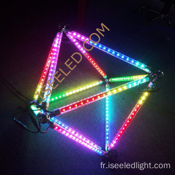 Tube à LED compatible DMX Meteor de Madrix