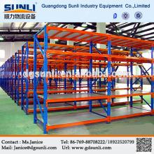 Estanterías de tienda de abarrotes de acero de Chian fabricación almacenamiento