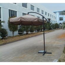 10FT New Model Aluminum Pedal Luxury Umbrella